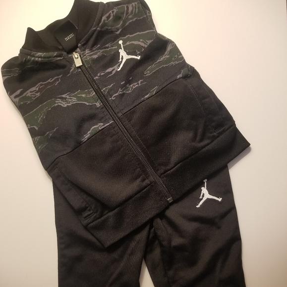 Jordan 2 piece track suit